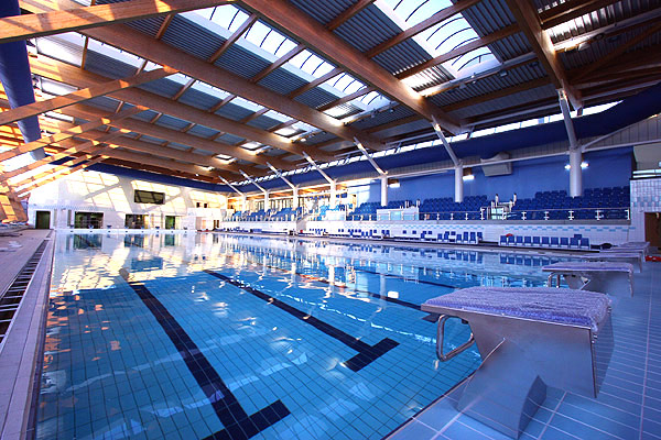 Pool and leisure centre